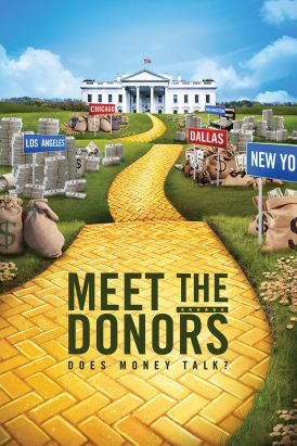 "money does talk Alexandra pelosi and haim saban in ""meet the donors: does money talk"" credit via hbo as a filmmaker, alexandra pelosi is a friendly michael moore."