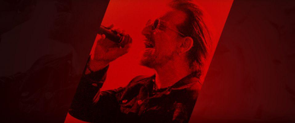 U2: Live In London