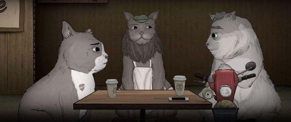 Cats Part 2